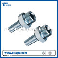 Hydraulic hose ends types Air Hose Nipple