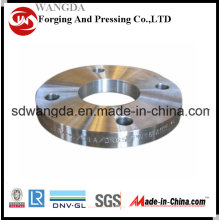 Slip on Plate Flange Sop Stainless Steel Flanges