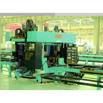 Flame Profile Cutting Machine voor H Beam