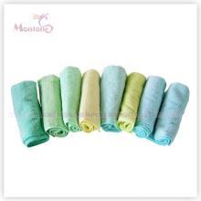 Chiffon de nettoyage de tricot de chaîne de 35 * 35cm
