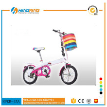 16 Size Foldable Bikes for Students
