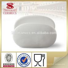 Boîte à mouchoirs rectangulaire en céramique et porte-gobelet