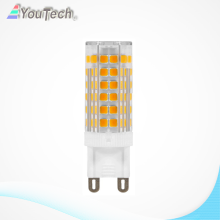 500lm Ceramic 5W led G9 lamp