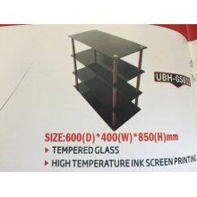 Side Table /Tempered Glass