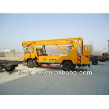 Dongfeng 145 caminhão da operação de alta altitude (18-22 m)
