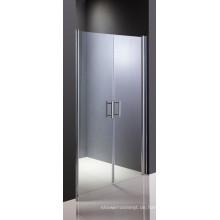 Einfache Duschraum Dusche Bildschirm