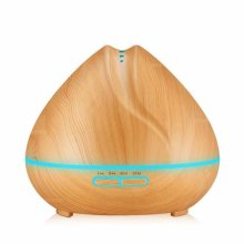 400ml Fragrant Perfume Waterless Essential Oil Diffuser Wood