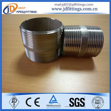 Stainless Steel NPT Threaded Pipe Nipple