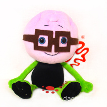 Plush Cartoon Movie Brain Doll