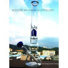 Großhandel Downstem Inline Perc Glas Wasser Rohr Qualität Glas Rohr