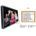 1920 * 1080 resolução 21,5 polegadas LCD monitor HDMI VGA DVI com moldura aberta sem moldura