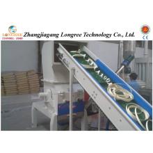 Tire Plastic Recycling Single Shaft Shredder (DSJ)