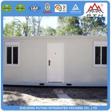 Hauscontainer für soziale Wohnungsbauprojekte