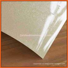 Antifouling Wood Grain Laminación de PVC Película / Wood Grain Lamination Película / Wood Grain Film