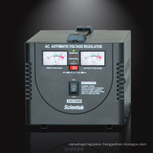 SCIENTEK Volt Meter Display 1000va 600w Voltage Regulator