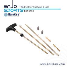 Borekare Hunting Military Gun Acessórios 6-PCS Shotgun Rod Set