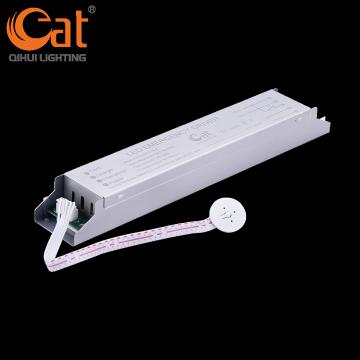 Inversor de luz de tubo LED de emergência com bateria