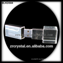Cubo de cristal USB Flash Disk