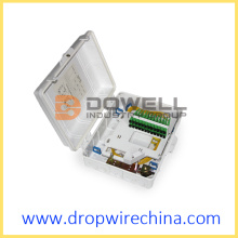 24 Cores Splitter Fiber Optic Distribution Box