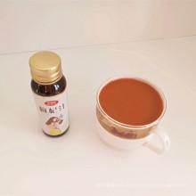 suco de fruta goji com bix