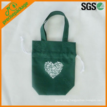 promotional gift small mini drawstring packing bag