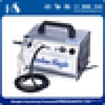 AS179K Airbrush & Kit Compressor Kit de escova de ar de spray de ação dupla Tattoo Nail Art Hobby