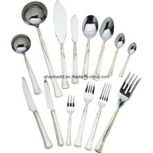 113 PCS Stainless Steel Cutlery Set Ao