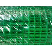 Green PVC Dilapisi Welded Wire Mesh