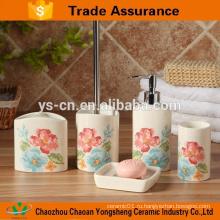 Фантастическое элегантное украшение из керамической цветочной керамики