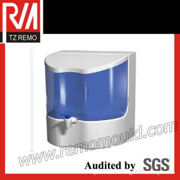 Moldeo por inyección de plástico para purificador de agua