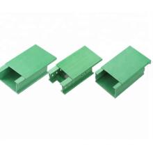 Bandeja de suporte de cabo flexível de fibra de vidro de canal econômico