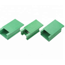 Bandeja de soporte de cable flexible de fibra de vidrio de canal económico