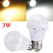 5W 2835 E27 AC100 ~ 130V Bulbo do diodo emissor de luz