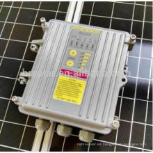 Sistemas de bomba de agua DC Solar con motor de corriente continua sin escobillas