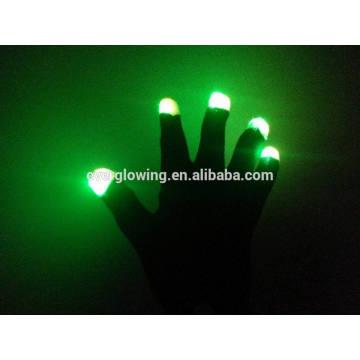 светодиодные Светящиеся перчатки болеть вся 2017