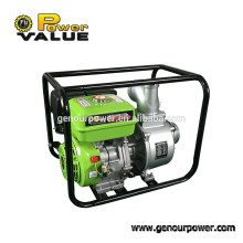 Power Value 4inch 100mm Petrol Pump Self sucking Pump spare parts for sale