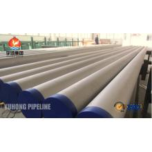 ASME SA790 S32750 Super Duplex Stainless Steel Pipe