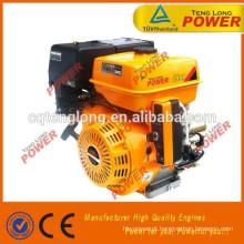 motor de gasolina pequeno ohv 16hp chinês