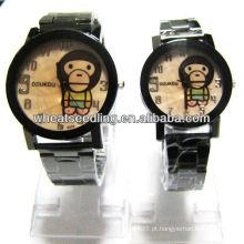 68 movt quartzo moda relógios dom relógios caso de liga para o amante JW-36
