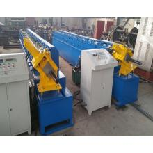 Automatic steel colored 80-100 c purlin roll forming machine