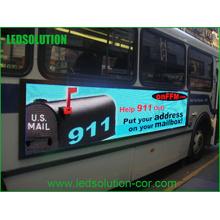 Tela de LED de ônibus de cor cheia de alto brilho P5