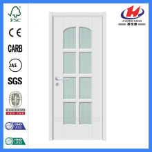 Jhk-G19 Full View 8 Lite Arctic Glass Glass Sliding Door