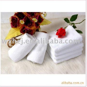 100% cotton pique vat dye velour stripe bath towels