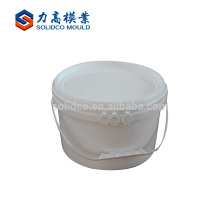 China Goods Wholesale Custom Paint Bucket Mold Paint Bucket Body Injection Moulds