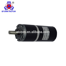 more competitive price 12v 24v dc gear brushless motors manufacturer for robot use