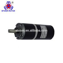 Высокое качество 12V и 24V DC робототехники планетарная Редукторный Двигатель производитель /поставщик