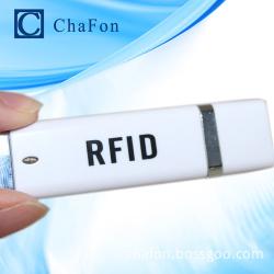 RFID IC Card Reader (mini USB-key type) Provide Complete