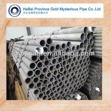 DIN / EN ST37.4 Tubos e tubos de aço sem costura