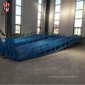 Rampa de pátio de doca de carga ajustável móvel para venda