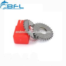 Hoja de sierra de carburo de tungsteno BFL para corte de acero